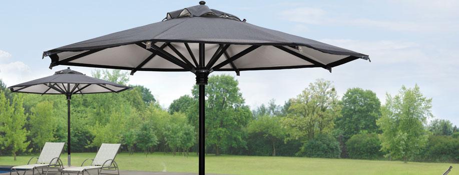 Ombrelloni professionali per giardini terrazze locali giardini veneti - Giardini veneti ombrelloni ...